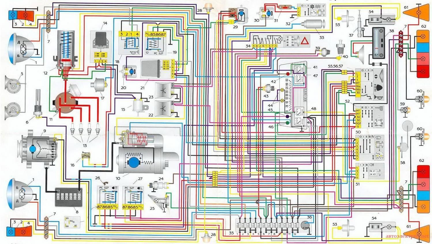 Схема инвертор для блока питания